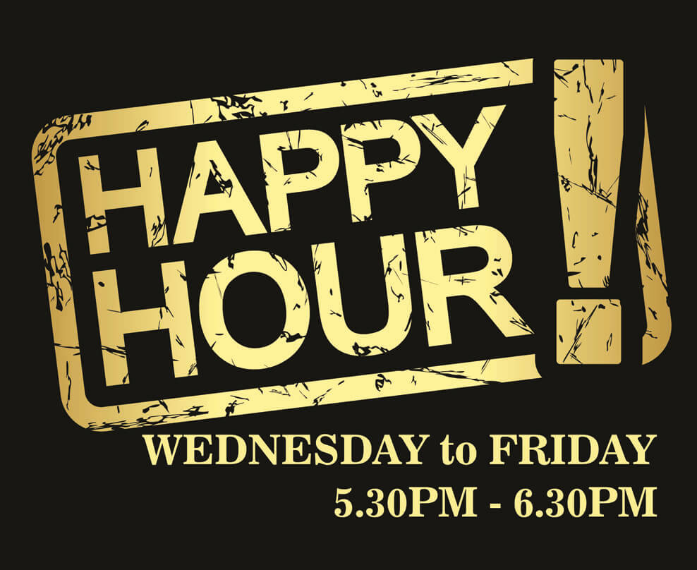 Happy Hour ad image